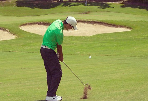 UNDERSTANDING THE BOUNCE ANGLE OF YOUR WEDGES CAN SAVE YOU STROKES